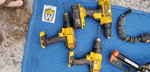 Dewalt drills for Sale in Guyton, GA