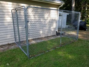 Dog kennel 6'x12' for Sale in Cedar Rapids, IA