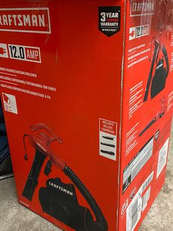 Craftsman 12 Amp Corded Electric Leaf Blower (Vacuum Kit Include ) for Sale in Henderson,  NV