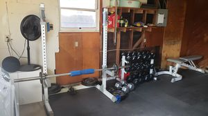 Hoist Squat Rack for Sale in National City, CA