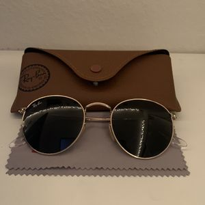 Rayban Round Flat Lenses for Sale in Long Beach, CA