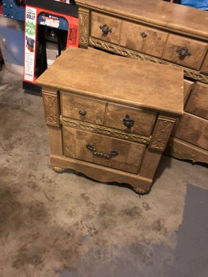 Free Dresser and Nighstand for Sale in Brooklyn, NY