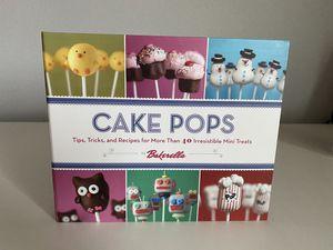 Cake Pops - Tips & Tricks for 40+ mini treats for Sale in Corona, CA