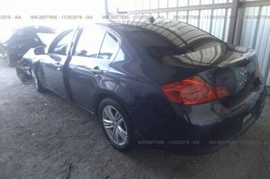 2010 Infiniti G 37 parts only 8 for Sale in Phoenix, AZ