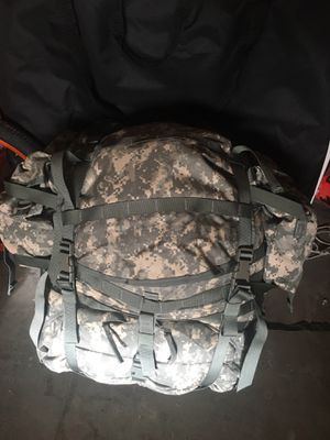 Molle ruck sack for Sale in Cheyenne, WY