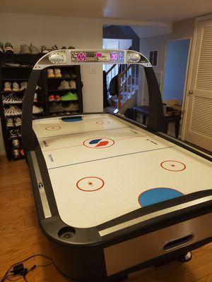 Sportscraft turbo air hockey table 7ft for Sale in Woodbury, NJ