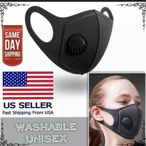 sponge face mask Washable reusable air valve (2)pcs for Sale in El Cajon, CA