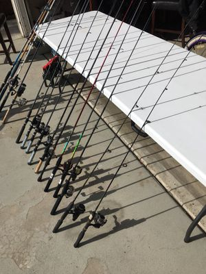 Fishing rods for Sale in Anaheim, CA