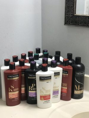 Tresemmee shampoo and conditioner 👇👇👇👇 for Sale in Tamarac, FL