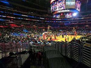 Clippers Season Tickets Section 114 for Sale in Alhambra, CA
