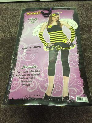 Honey Bee Girls Tween Costume Honey Bee Girls Tween Costume size 12-14 (fits Junior size 0-3) for Sale in Berlin, NJ