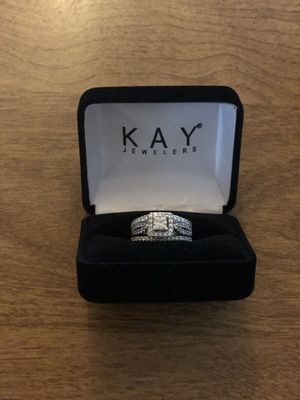 Princess Cut Bridal Set for Sale in Cary, NC