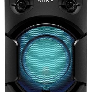 Sony - V21 High -Power Audio System With Bluetooth - Black for Sale in White Plains, NY