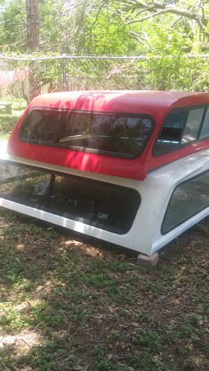 Camper para ford de caja larga for Sale in Weslaco, TX