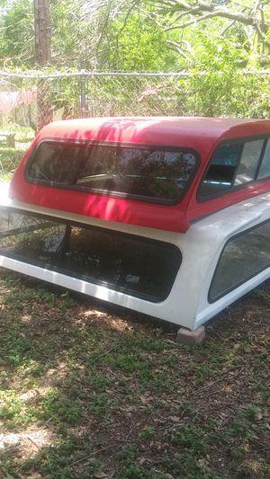 Camper para ford de caja larga for Sale in Weslaco, TX
