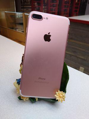 Unlocked iPhone 7 plus for Sale in Shoreline, WA