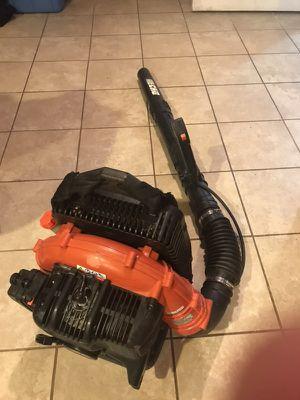 Blower Echo backpack Pb 500T (soplador de espalda pb 500T) for Sale in Gaithersburg, MD