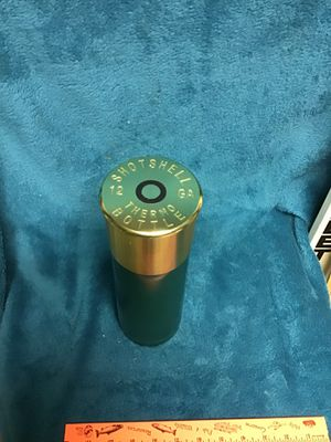Shot Shell Thermo Bottle for Sale in Des Moines, WA