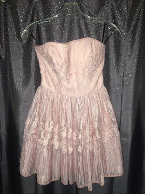BEBE PINK DRESS SIZE 00 for Sale in Glendale, CA