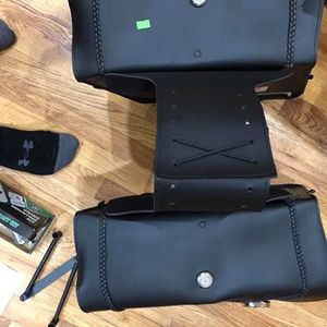Road bike saddle bags (NEW in box) for Sale in Woodstock, GA