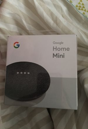 Google home mini for Sale in Lincolnia, VA