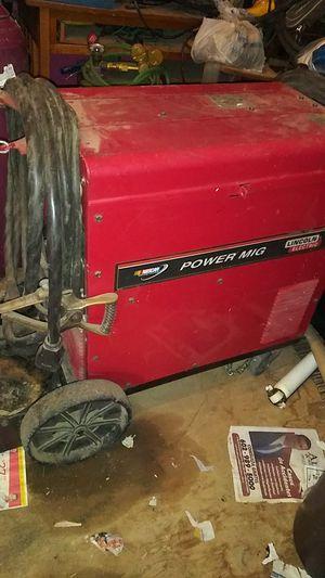 Maquinas de soldar la estoy dando la roja en $1200 la azul en $800 si t interesa llamame for Sale in Glendale, AZ
