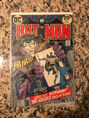 Batman 251 Key issue not rush to sell this 🔐 for Sale in Pomona, CA