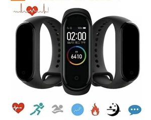 Band 4 Smart Wristband Fitness Bracelet Heart Rate Monitor for Sale in Silver Spring, MD