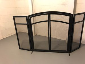 Fireplace screen for Sale in Columbus, OH