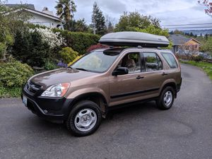 'rare' 2005 Honda crv 5 speed AWD for Sale in Port Orchard, WA