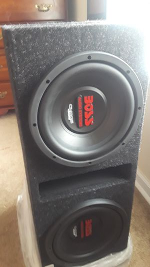 Subwoofer 1500 w for Sale in Durham, NC