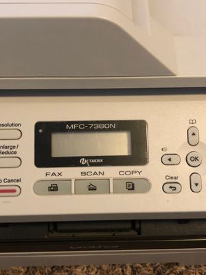 Brother (MFC -736ON) All-in-One (Copy, Scanner, Fax) for Sale in Puyallup, WA