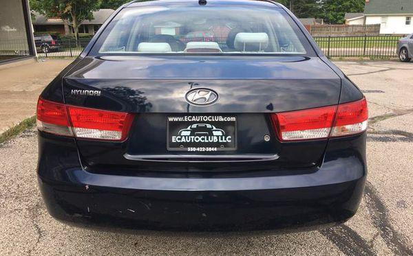2008 Hyundai Sonata GUARANTEED FINANCING!!
