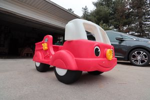 STEP 2 FIRE TRUCK TODDLER BED for Sale in Williamston, MI