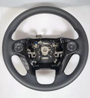 2013 2014 2015 2016 2017 Honda Accord OEM Black Steering WheelX3040516031AM for Sale in Philadelphia, PA