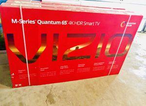 """Vizio 65"""" Class M-Series Quantum Color 4K Ultra HD (2160P) HDR Smart LED TV (M657-G0) (2019 Model) Brand New In Box for Sale in Atlanta, GA"""