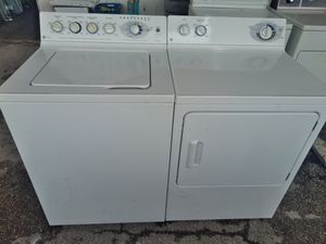 GE large capacity and dryer set for Sale in Orlando, FL