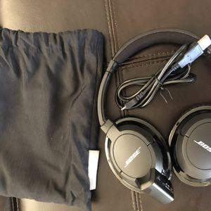 SoundLink® around-ear Bluetooth® headphones Gently Used Like New for Sale in La Mesa, CA