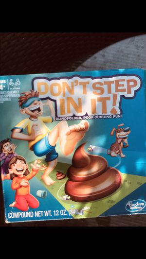 Don't step in it 😎kids game for Sale in Ontario, CA