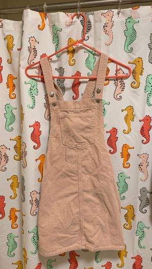 Pink overall dress for Sale in Moreno Valley, CA