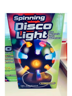 Instant Disco and Spinning Disco Light for Sale in Pittsburg, CA
