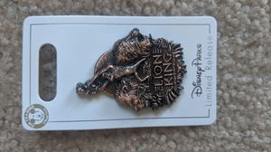 Disney Pin: Lion King 2019 LE for Sale in South San Francisco, CA