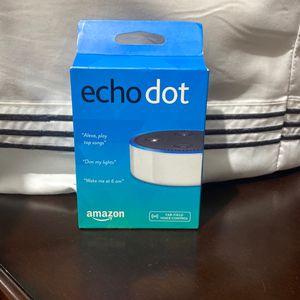 Amazon Echodot (ALEXA) for Sale in Opa-locka, FL