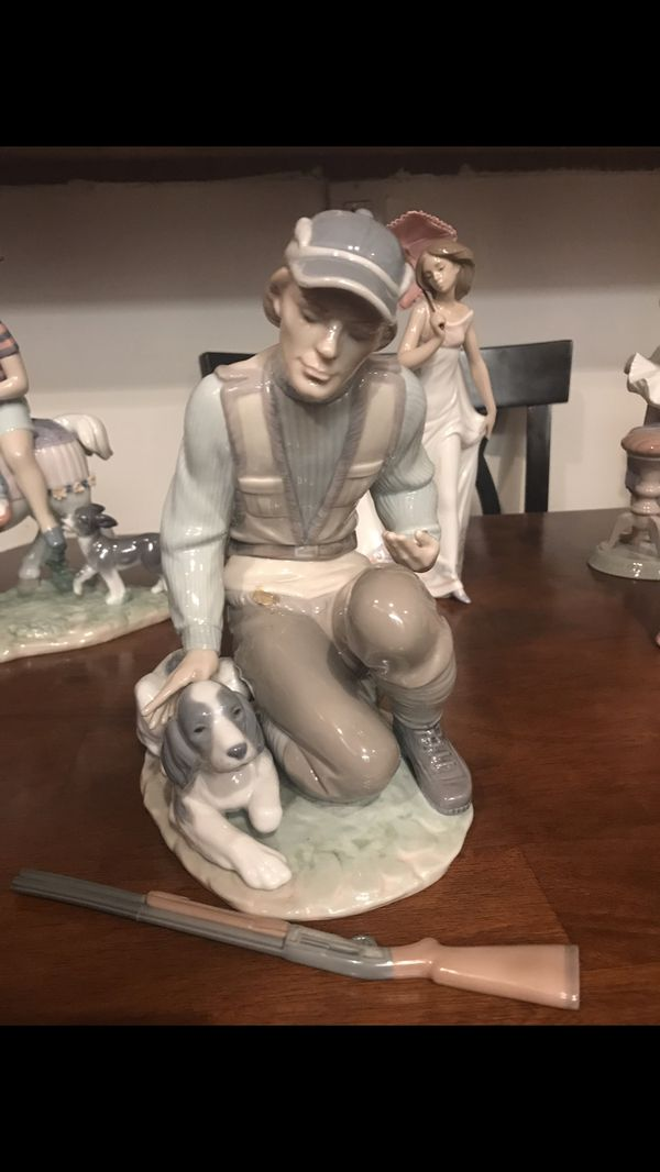 Lladros figurines.... Highly collectible ... Amazing deals !!!