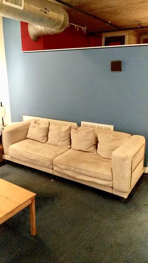 Ikea Couch and Sofa Bed (pull out) for Sale in Washington, DC