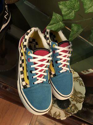 Zapatos vans para 👧🏻 niña número 3 usados for Sale in Lilburn, GA