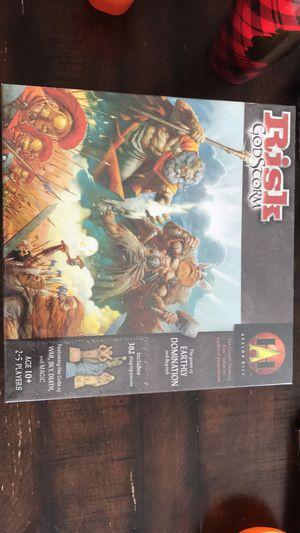 Risk Godstorm board game for Sale in Annandale, VA
