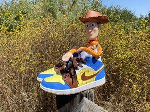 Custom Jordan 1 Toy Story Edition for Sale in San Diego, CA