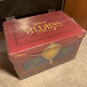 Funko Disney villains treasure mystery box for Sale in Sacramento, CA