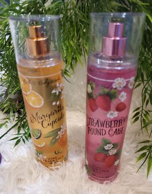 New Duo Bath & Body Works Fine Fragrance Body Mists for Sale in Hubert, NC